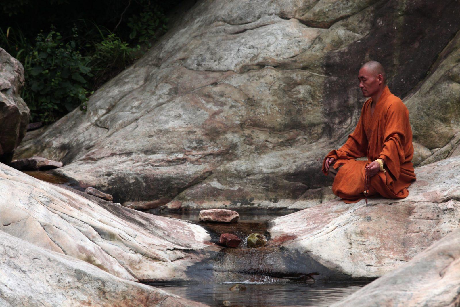 Мастер Ши Янбин, Шаолинь, июль 2015