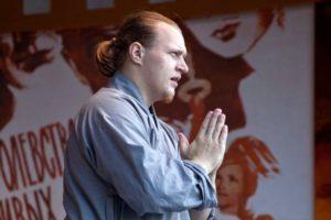 Валерий Куртесов, инструктор Школы