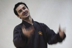Александр Шестов, инструктор Школы