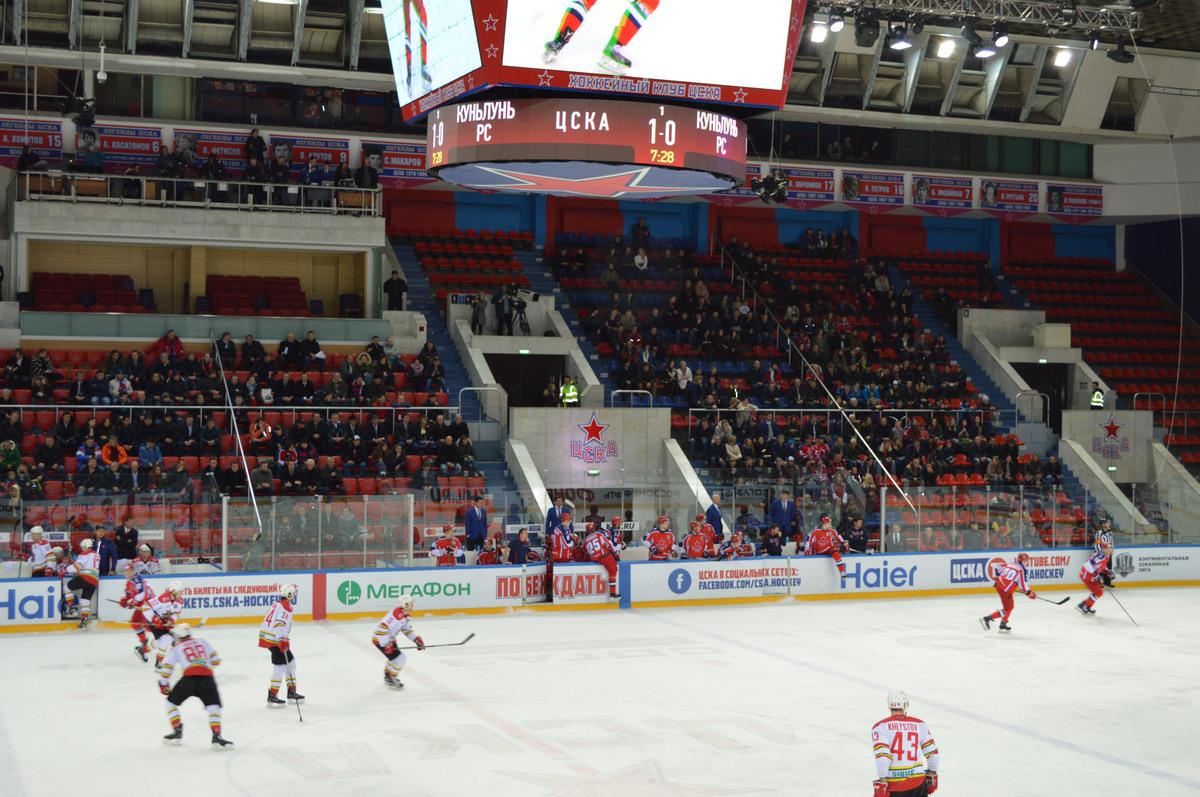 хоккей 29 ноября - 04