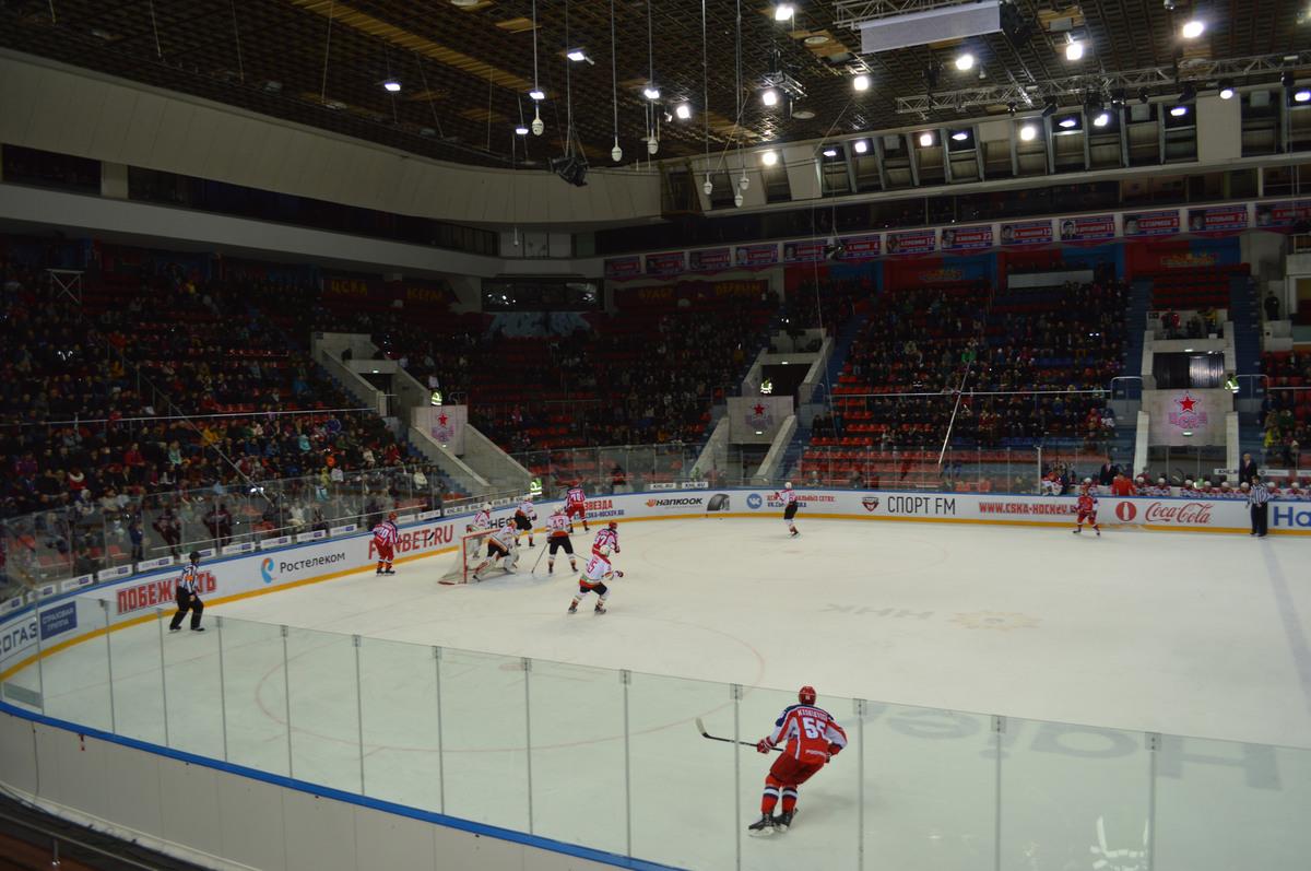 хоккей 29 ноября - 05