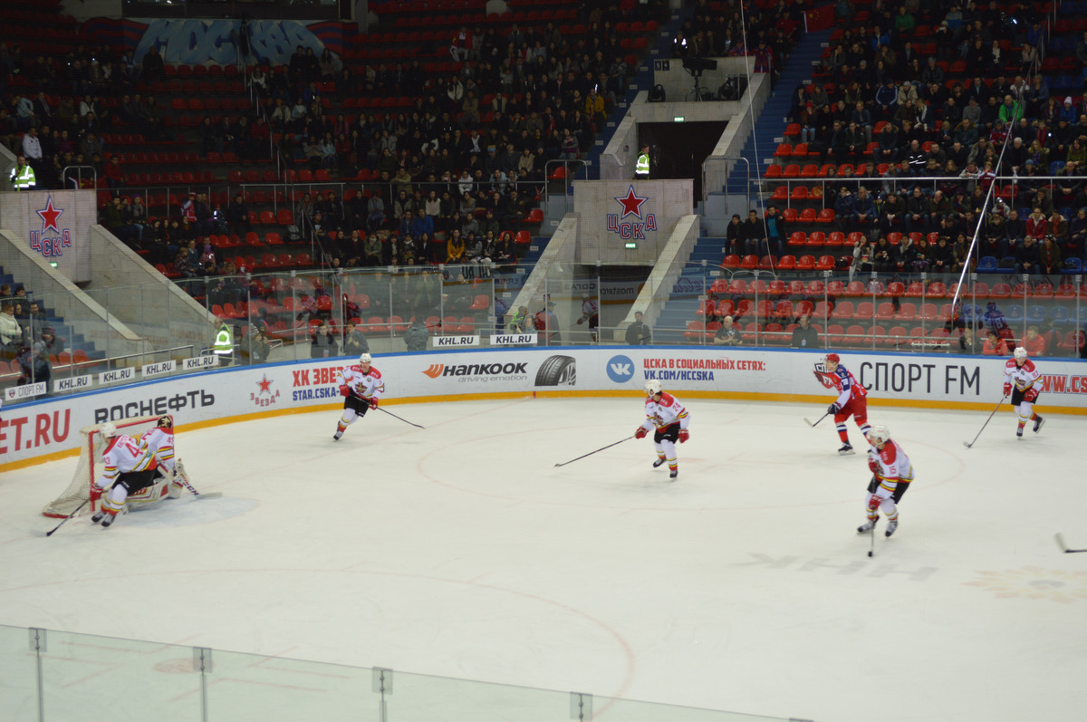 хоккей 29 ноября - 06