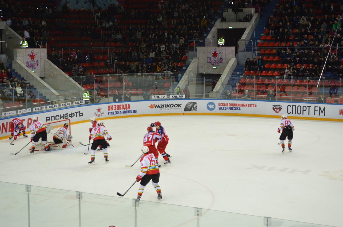 хоккей 29 ноября - 07
