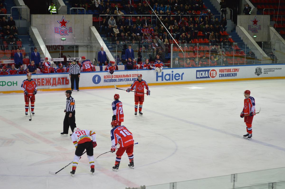 хоккей 29 ноября - 09