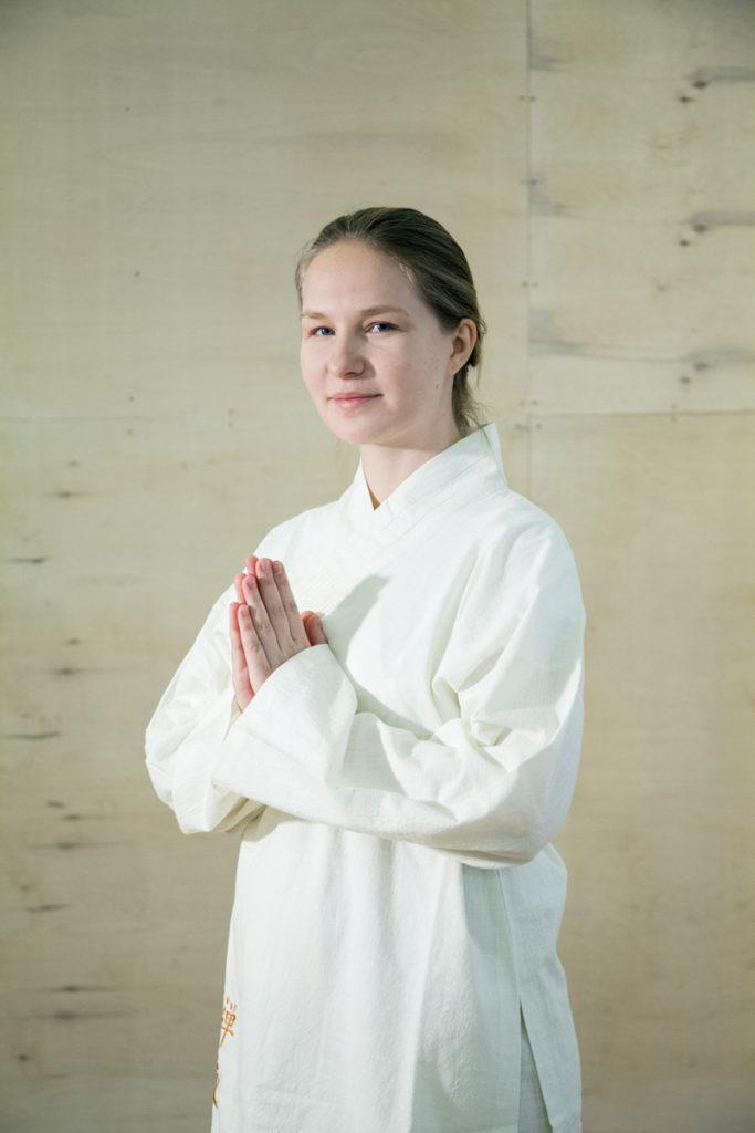 Инструктор Екатерина Постоюк