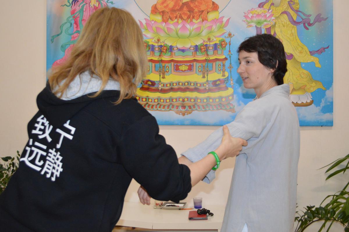 семинар мастера ши янбина 06