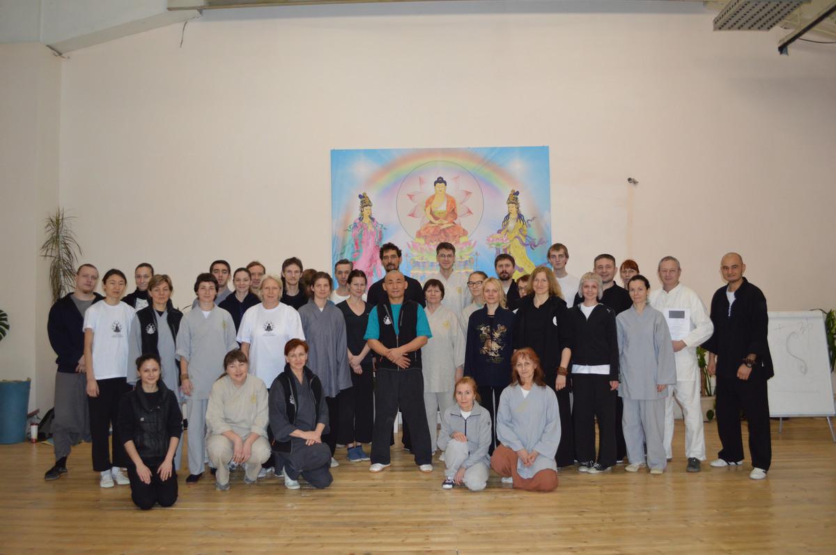 семинар мастера ши янбина 08