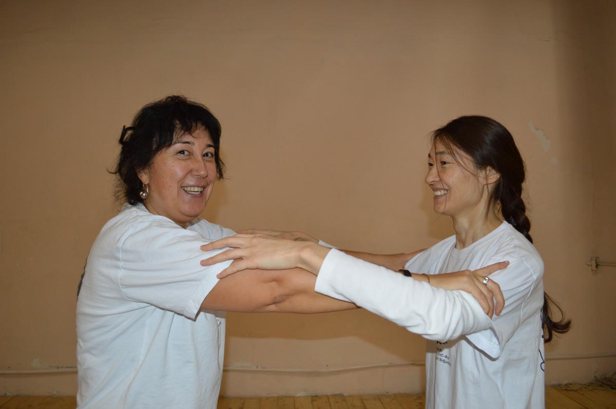 семинар мастера ши янбина 13