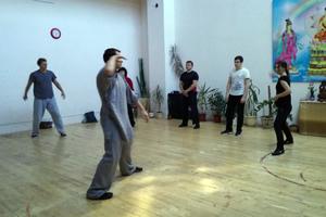 семинар Шестов железный цигун