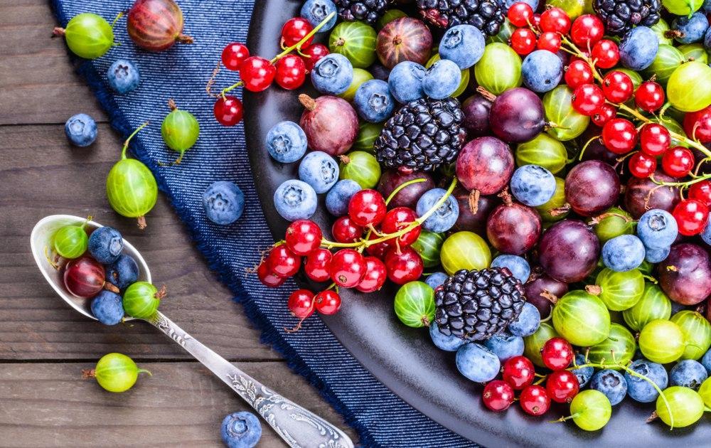 Лето здоровье питание
