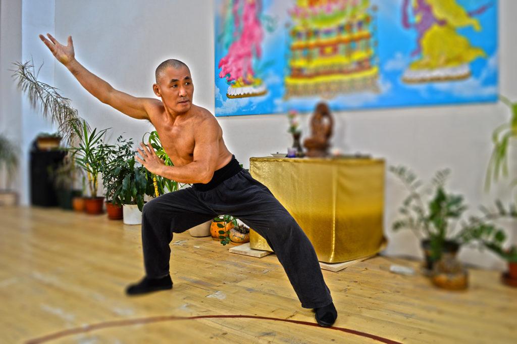 Мастер Ши Янбин