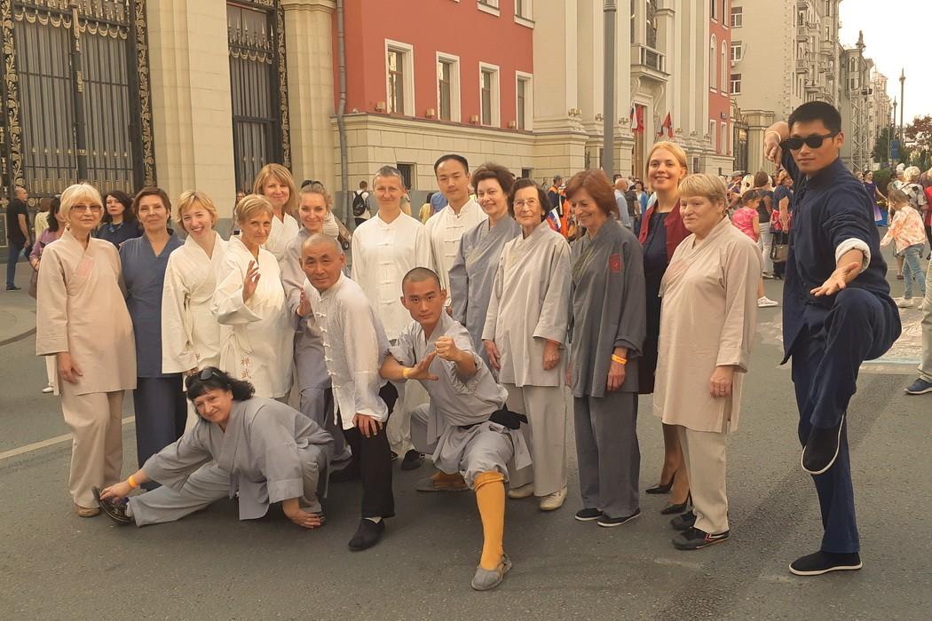 День города Москвы 2018