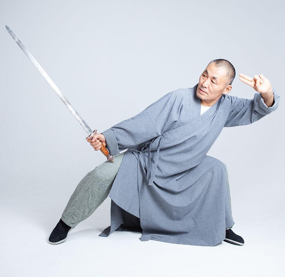 меч цзянь