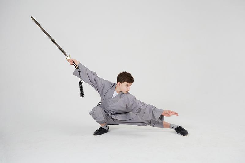 дети меч кунгфу