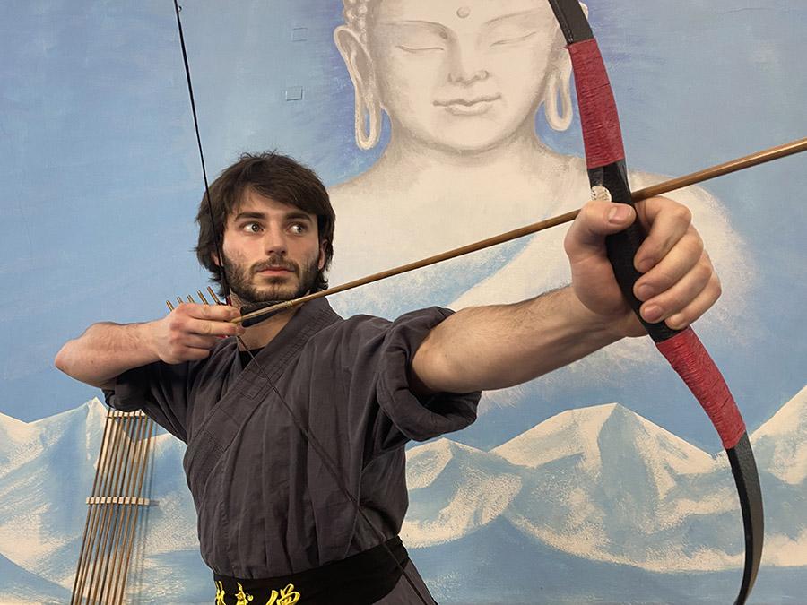bow and arrow kungfu