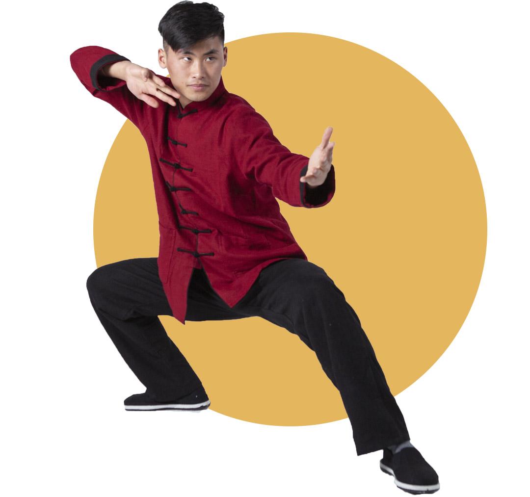 Мастер кунг-фу